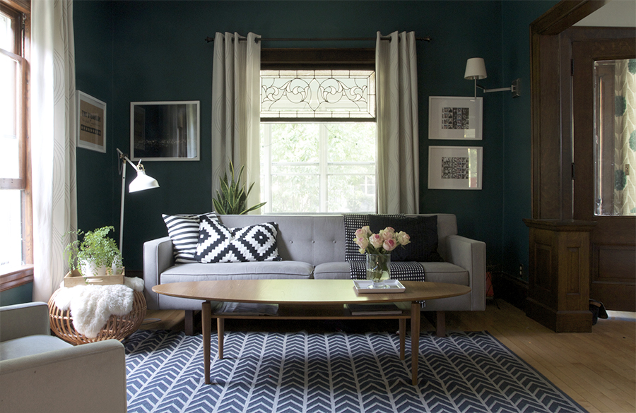Nightwatch pittsburgh paint color of the year 2019 - Night watch paint color ...